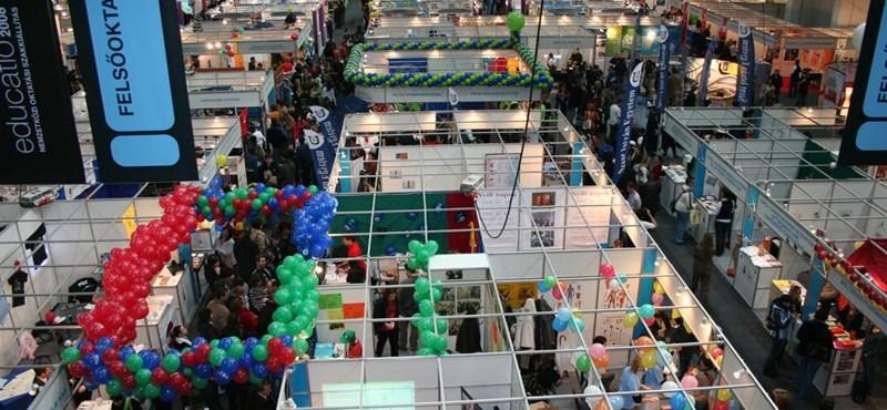 A legnépszerűbb szakok, a legfontosabb tudnivalók: ilyen a 2011-es Educatio kiállítás