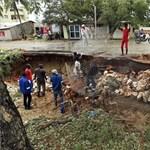 Apokalipszist hagyott hátra a Kenneth ciklon Mozambikban