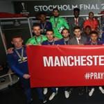 A terror áldozatainak tett gesztust a Manchester United