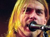 22 ezer dollárért kelt el egy papírtányér, amelyre Kurt Cobain felírt egy setlistet