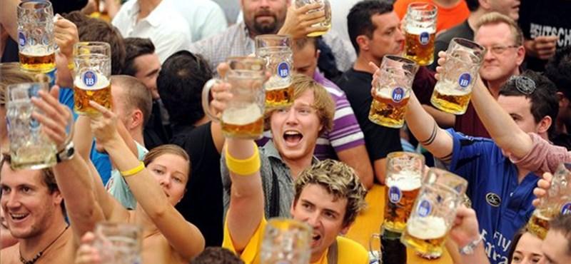 A sör hétvégéje - tarolt az Oktoberfest (képgaléria)