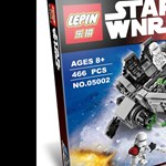 Hallott már a Lepin cég Star Wnrs játékszettjeiről? Pedig jól futottak a letartóztatásokig