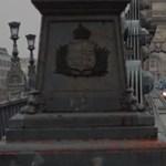 Így vonult be Putyin Budapestre – videó