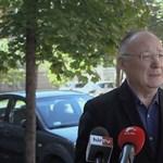 Vádat emeltek az ittasan vezető Burány Sándor ellen