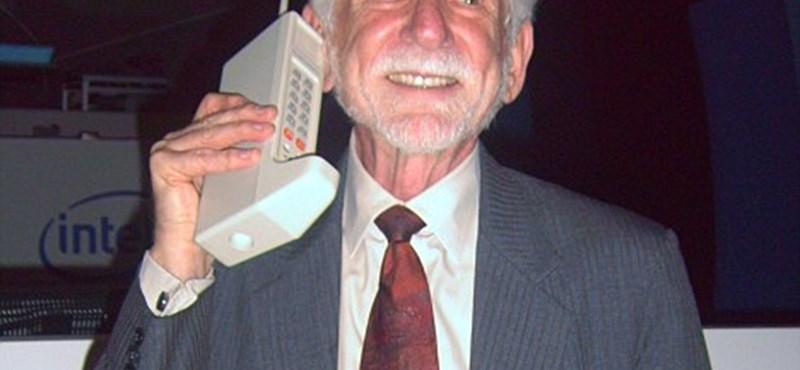 Ma 40 éves a (nem)mobil(nem)telefon