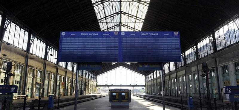 Hétfő hajnaltól újra működik a Nyugati pályaudvar
