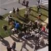 Videó: Több tucat focihuligán csapott össze Zalaegerszegen