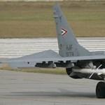 Négy MiG-29-est kapott Szerbia ajándékba