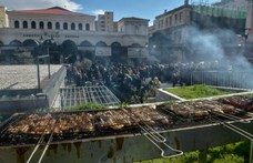 Bazi nagy görög füstölés
