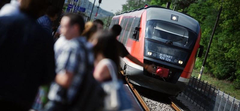 Fogja az ember a fejét a 44 milliárdos vasútfelújítás láttán