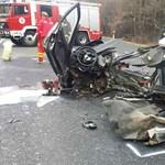 Szabálytalanul előző fantomautós okozhatta a tegnapi tragikus balesetet (fotók)