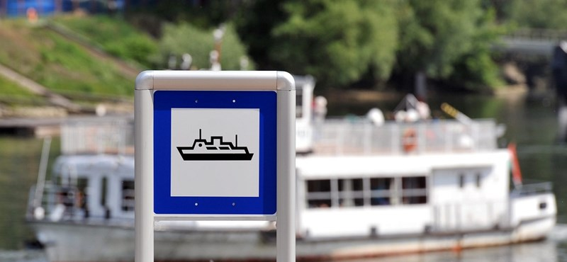 Csak vonaljeggyel lehet utazni hétvégenként a BKV-hajón
