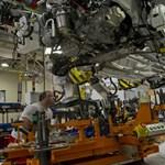 Hiába esett vissza az autógyártás, nőtt a magyar ipar