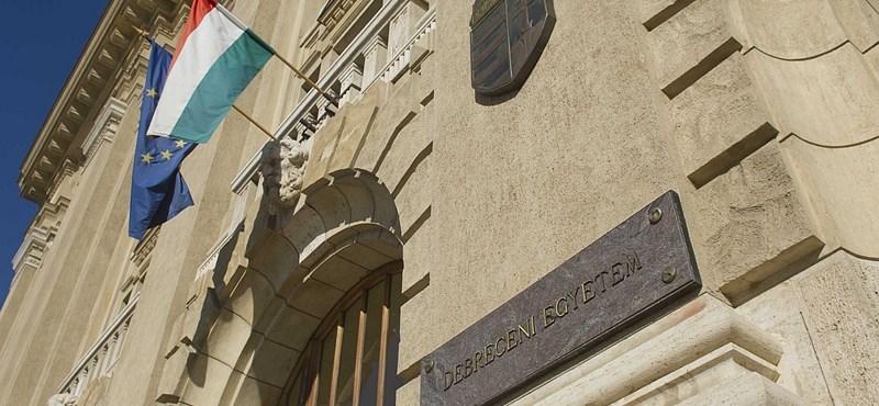 Hányan kerülhetnek be a Debreceni Egyetemre 2017-ben?
