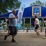 Logót vált az Aldi, a magyar cégért is lecserélik