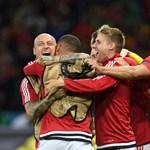 Wales óriási meglepetésre kiejtette Belgiumot is