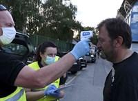 Meredeken nő a fertőzőttek száma Horvátországban, új intézkedéseket vezetnek be