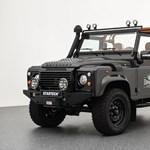 Egészen más minőség egy ilyen tuningolt Land Rover