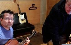 Újra együtt zenél Kispál András és Lovasi András