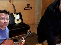 Lovasi András és Kispál András újra együtt zenél