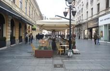 Kinyitnak a szerb plázák