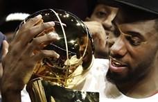 A Toronto Raptors az NBA bajnoka
