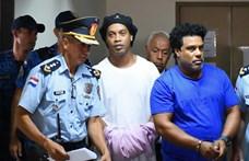 Ronaldinhót kiengedték a börtönből