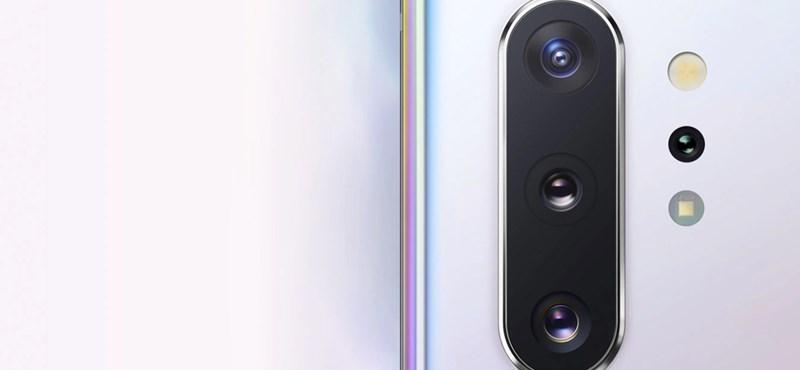 Minden mást megelőzött: a legjobb kamerás telefon most már a Samsung Galaxy Note 10+
