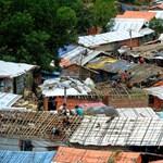 Kezelhetetlennek tűnik a Mianmarból Bangladesbe űzött rohingyák helyzete
