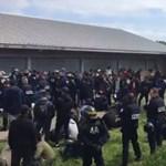 Meghalt egy kislány, miután a belga rendőrök üldözni kezdtek egy migránsokkal teli teherautót