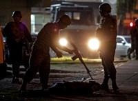 Már nyolc halálos áldozata van a chilei zavargásoknak