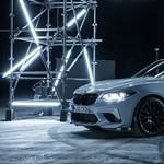 Bozótvágással debütált a BMW M2-ből a versenycsomagos változat - videó