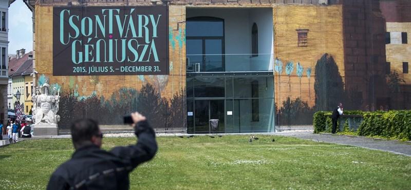 Csontváry: a legolcsóbb magyar gigatárlat