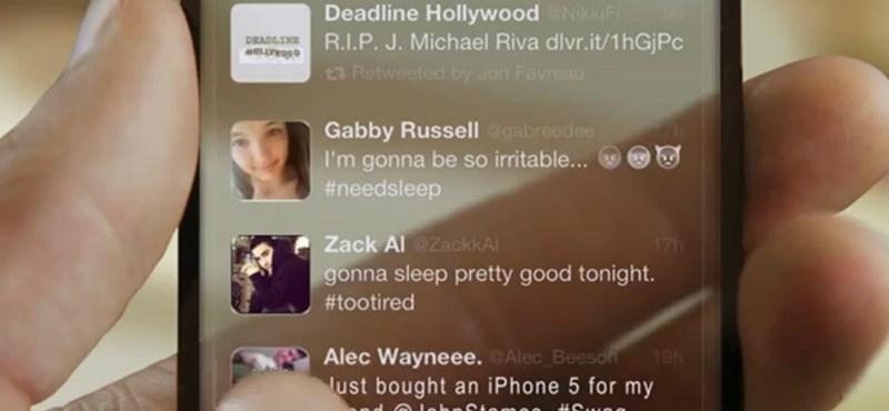 Újabb iPhone 5 koncepció videó - ezúttal a funkciókról