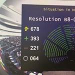 Mire is szólították fel Orbánékat? Az EP tömören elmagyarázza