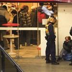 ORFK: így kell elfogni a hajléktalanokat
