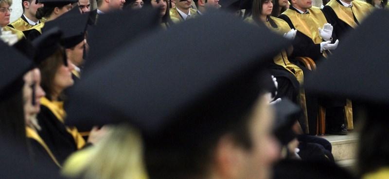 Egyetemi-főiskolai rangsor: az oktatók tudományos teljesítménye