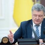 Elfogott tengerészek: az ukrán elnök már csak az egyházban bízik
