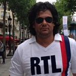 RTL-es pólóban pózol Deutsch Tamás a Facebookon - fotó