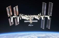 Űrszemét miatt volt kénytelen manőverezni a Nemzetközi Űrállomás