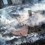 Könnygázban úszik Isztambul – Nagyítás-fotógaléria
