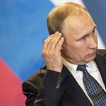 Putyin aláírta, ügynökként listázzák a külföldi lapokat