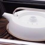 Őrült luxus: teáskanna gőzölög az új Mercedes-Maybachban