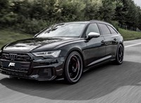 Erő és praktikum: 378 lóerős dízelmotort kapott a kombi Audi S6