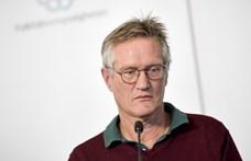 Elismerte a svéd járványfelelős: több ponton hibáztunk