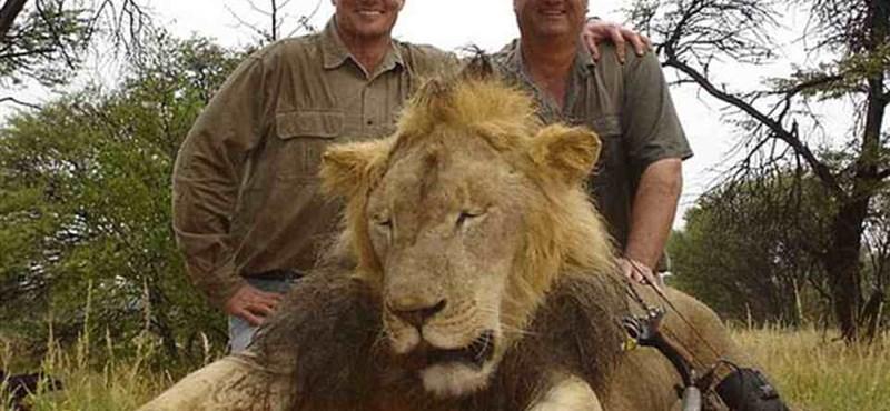 Megrongálták Cecil gyilkosának nyaralóját