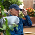 Végre: Terence Hill Rómában találkozott a magyar hangjával