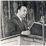 Ismét az utcákat rótta a chilei fővárosban Pablo Neruda