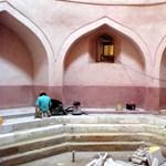 Fotók a majdnem kész budapesti Rác-fürdőről