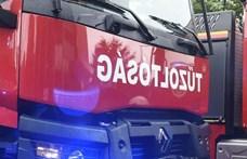 Felrobbant egy családi ház Mátranovákon